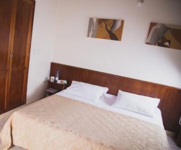 Habitación doble Hotel Monchuelo