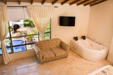 Habitación doble superior Monchuelo SPA