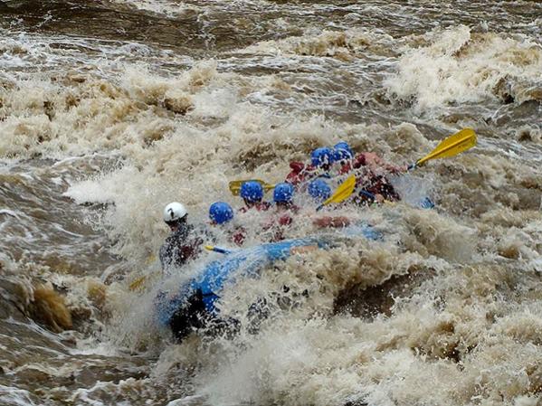Rafting San Gil
