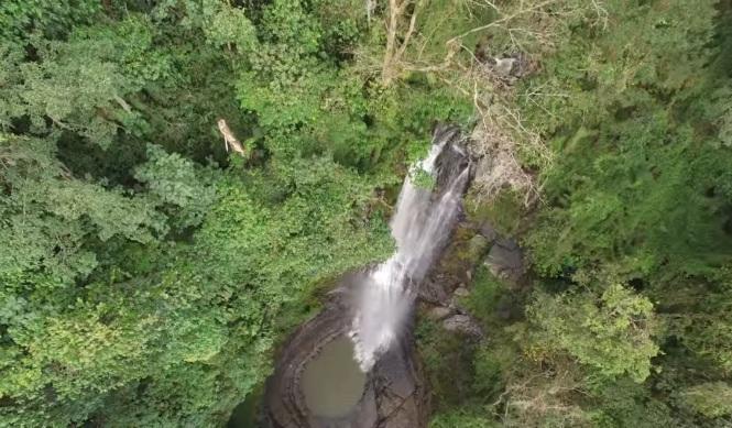 Cascadas de Juan Curi
