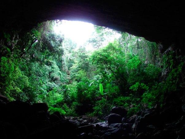 Cueva del indio San Gil