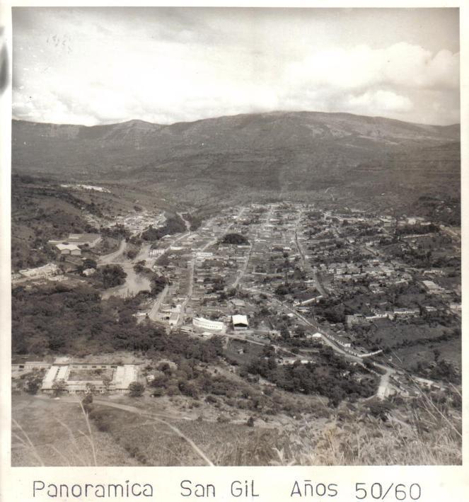 Panorámica décadas 1950-60