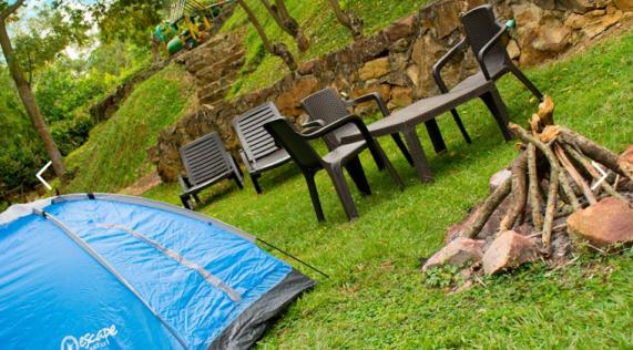 Camping en San Gil