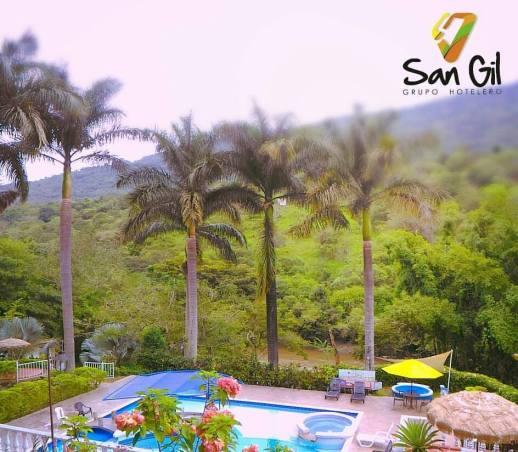 Hoteles en San Gil