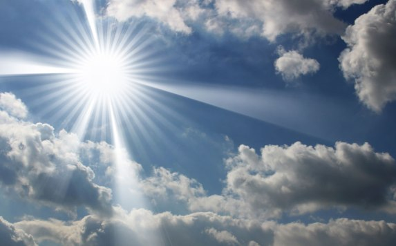 Luz solar para camping