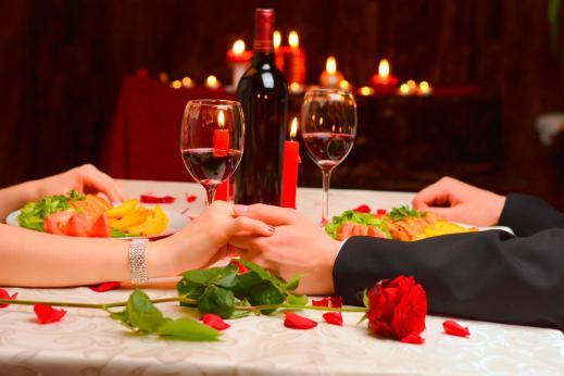Velada romantica en San Gil