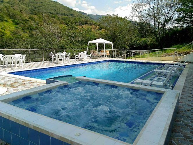 Hoteles en San Gil con piscina